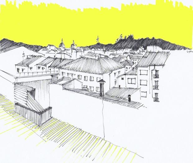 LearningCity-Uxua-Domblás-Tejados-traseras-libre-albedrío-estella-Lizarra